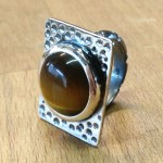 Textured beginner ring