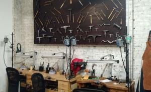 hammer wall