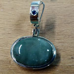 Hinged pendant/enhancer, intermediate